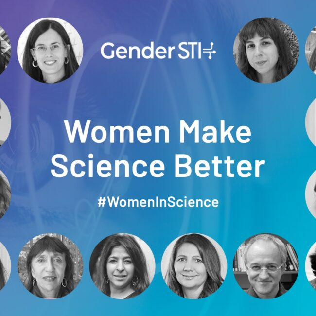 Women Make Science Better: Gender STI Interviews Researchers and Experts on Equality in Science