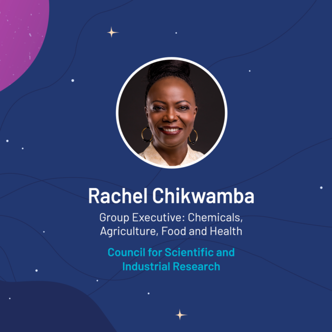 """Rachel Chikwamba: """"The Sky Is the Limit, and Gender Has Nothing to Do With Your Possibilities"""""""