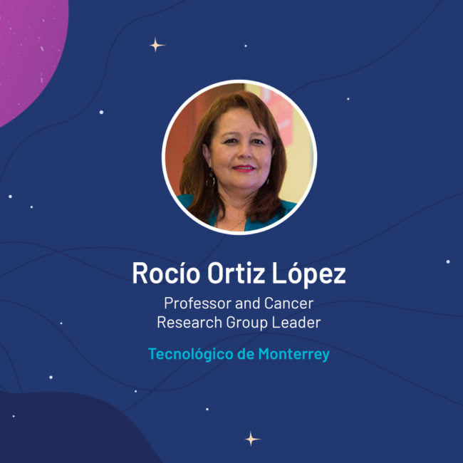"""Rocío Ortiz López: """"Women Should Follow Their Instincts and Be Persistent and Passionate"""""""